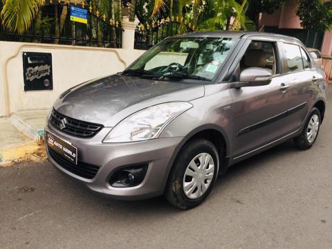 Maruti Suzuki Swift Dzire VDi (2014) in Bangalore