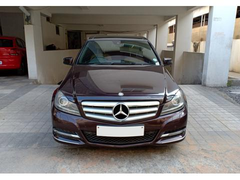 Mercedes Benz C Class C 220 CDI BlueEFFICIENCY (2013) in Hyderabad