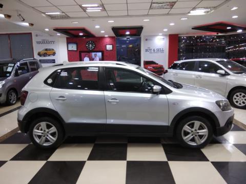 Volkswagen Cross Polo 1.2 TDI (2013) in Tumkur