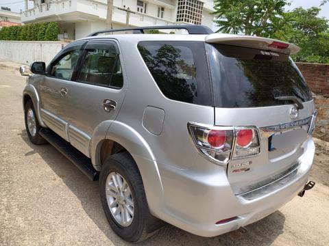 Toyota Fortuner 3.0 4X2 MT (2012) in Alwar