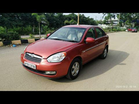 Hyundai Verna CRDI VGT SX A/T 1.5 (2009) in Hyderabad