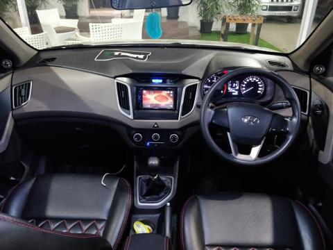 Hyundai Creta E Plus 1.4 CRDI (2017) in Bangalore