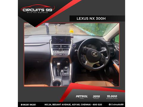 Lexus NX 300h Luxury (2018) in Chennai