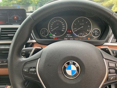BMW 3 Series GT 320d Luxury Line (2017) in Chennai