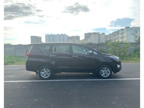 Toyota Innova Crysta 2.8 ZX AT 7 Str (2016) in Chennai