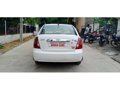 Hyundai Verna VGT CRDi (2008) in Hyderabad