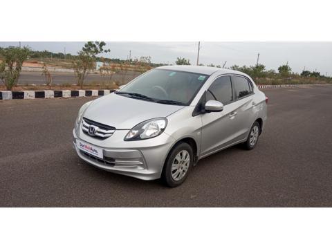 Honda Amaze S MT Petrol (2015) in Madurai