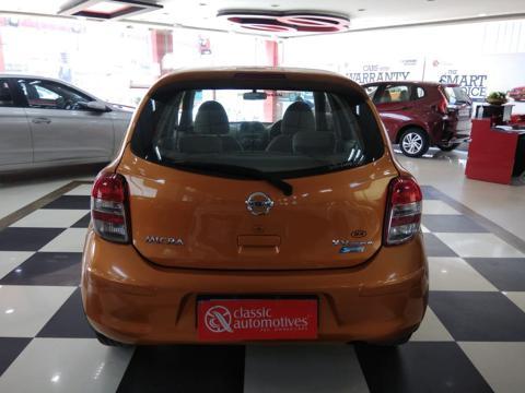 Nissan Micra XV Diesel (2012) in Bangalore