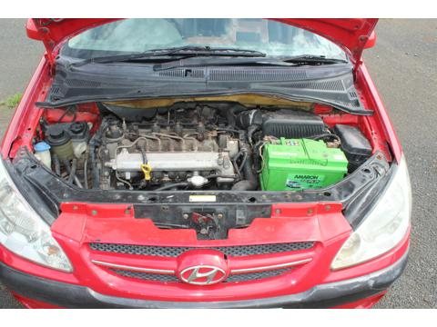 Hyundai Getz Prime 1.5 GVS CRDi (2008) in Vadodara