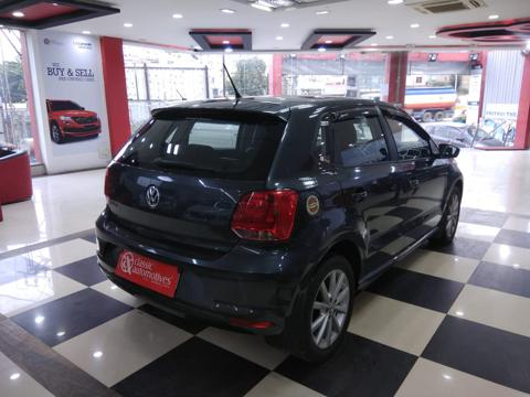 Volkswagen Polo Highline Plus 1.2 Petrol (2018) in Tumkur
