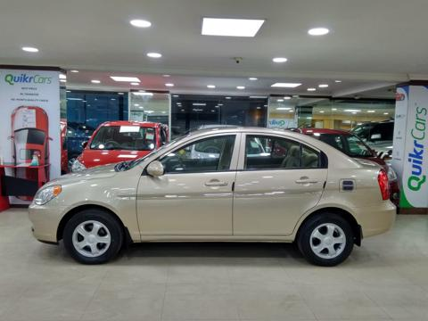 Hyundai Verna CRDI VGT SX A/T 1.5 (2009) in Tumkur