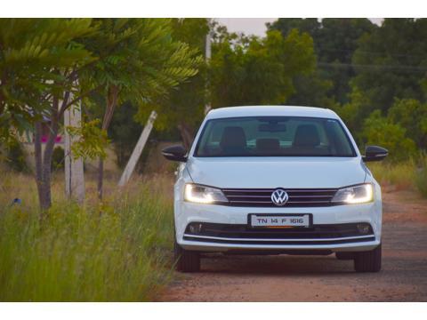 Volkswagen Jetta Highline TDI (AT) (2016) in Coimbatore