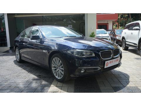 BMW 5 Series 520d Luxury Line (2015) in Jalgaon