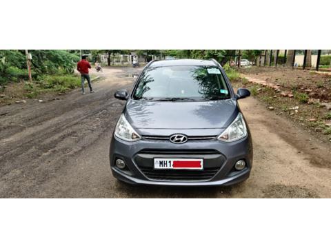 Hyundai Grand i10 4 Speed Automatic Asta (2015) in Pune