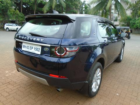Land Rover Discovery Sport HSE (2017) in Mumbai
