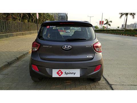 Hyundai Grand i10 1.2 Kappa VTVT 4AT Asta (O) (2014) in Pune