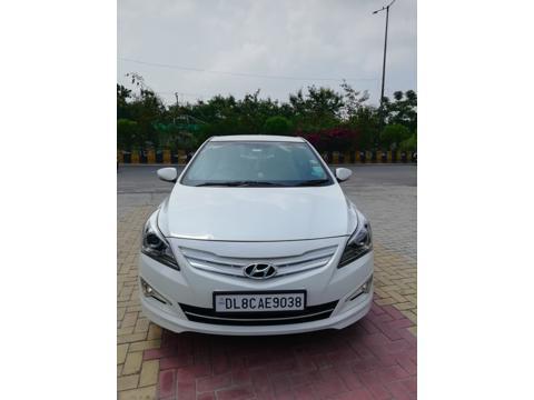 Hyundai Verna Fluidic 1.6 VTVT SX Opt (2015) in New Delhi
