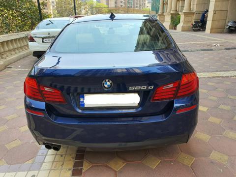 BMW 5 Series 520d Sedan Luxury (2017) in Thane