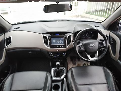 Hyundai Creta SX(O) 1.6 CRDI VGT (2017) in Bangalore