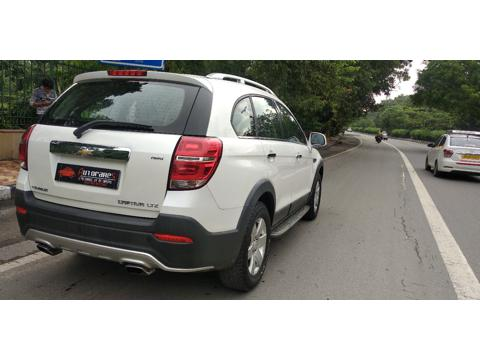 Chevrolet Captiva 2.2 LTZ AWD BS4 (2014) in Faridabad