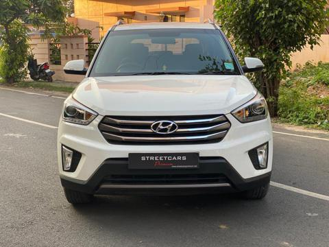 Hyundai Creta SX+ 1.6 U2 VGT CRDI AT (2016) in Bangalore