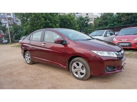 Honda City 1.5 V MT (2015) in Hyderabad