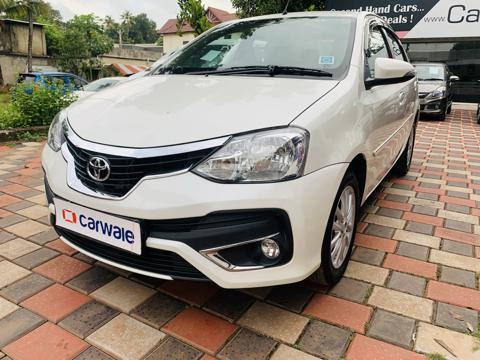 Toyota Etios VD (2017) in Pathanamthitta