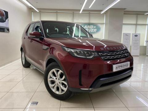 Land Rover Discovery 3.0 Petrol SE (2017) in Mumbai