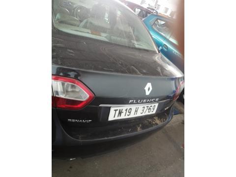 Renault Fluence 1.5 E4 (2012) in Tirunelveli