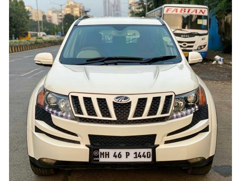 Mahindra XUV500 W8 AWD (2011) in Mumbai