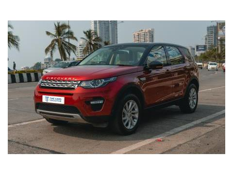 Land Rover Discovery Sport HSE 7-Seater (2018) in Mumbai