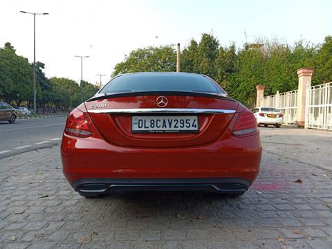 Mercedes Benz C Class C 200 Avantgarde (2018) in New Delhi