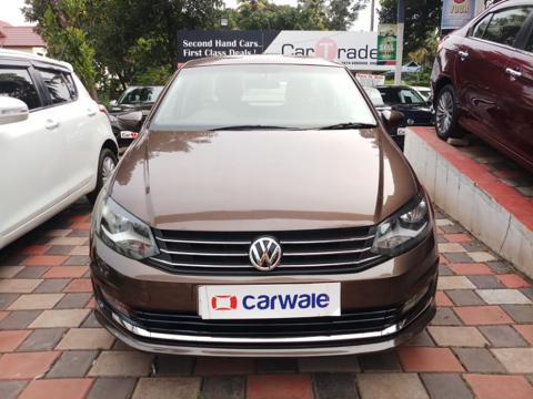Volkswagen Vento 1.5 TSI Highline AT (2016) in Pathanamthitta