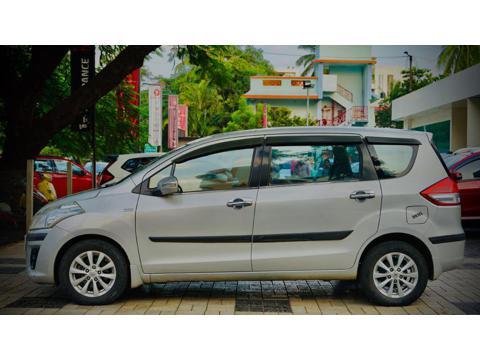 Maruti Suzuki Ertiga ZXI BS IV(WITH ALLOY) (2014) in Nashik