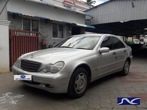 Mercedes Benz C Class 200 CDI Classic (2003) in Coimbatore