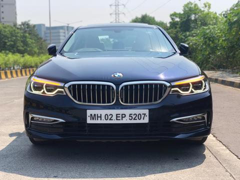 BMW 5 Series 520d Luxury Line (2017) in Mumbai