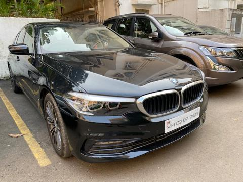 BMW 5 Series 520d Sport Line (2017) in Mumbai