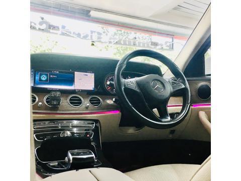 Mercedes Benz E Class E 220 d (2017) in Pune