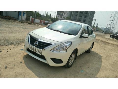 Nissan Sunny XL CVT (2015) in Hyderabad