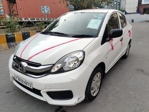 Honda Amaze E MT Petrol (2017) in Noida