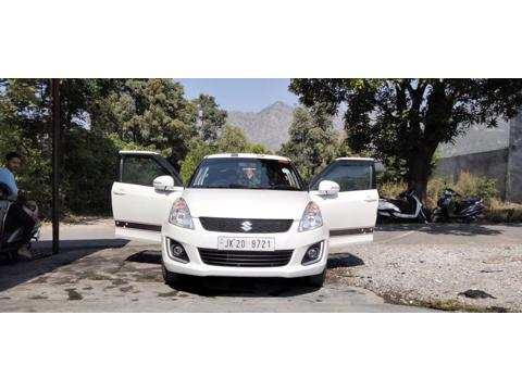 Maruti Suzuki Swift VXi Glory Edition (2015) in Jammu