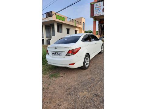 Hyundai Verna Fluidic 1.4 CRDI (2012) in Buldhana