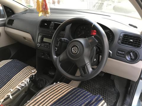 Volkswagen Polo Comfortline 1.2L (P) (2012) in Vadodara
