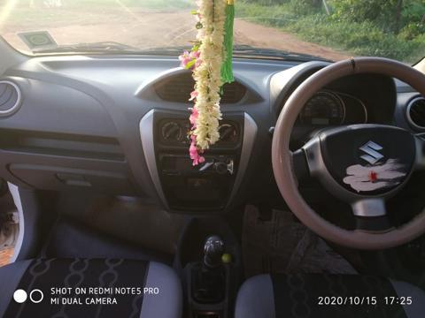 Maruti Suzuki Alto 800 LXI (2012) in Namakkal