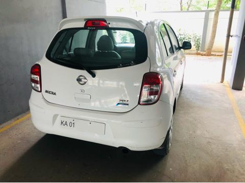 Nissan Micra XV Premium Diesel (2011) in Bangalore