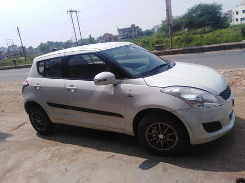 Maruti Suzuki Swift VDi BS IV (2012) in Bhandara