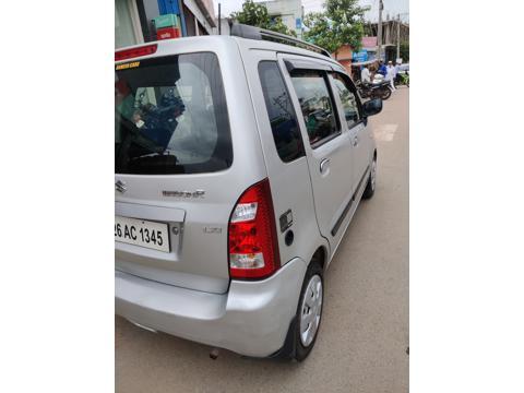 Maruti Suzuki Wagon R Duo LXi LPG (2009) in Kadapa