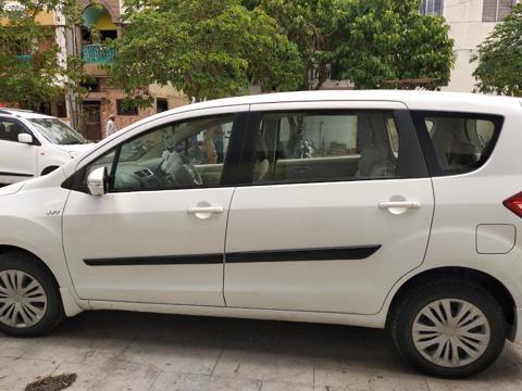 Maruti Suzuki Ertiga VXI CNG (2013) in Rajkot
