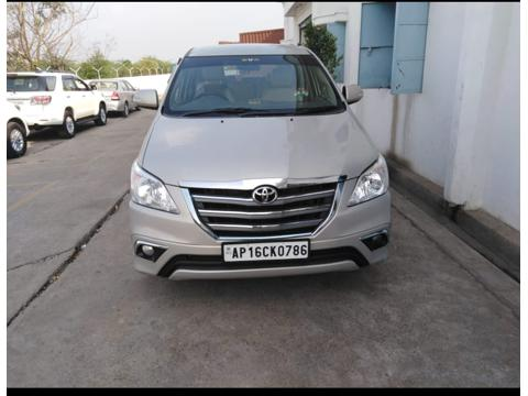Toyota Innova 2.5 EV (Diesel) PS 7 STR Euro3 (2013) in Ongole