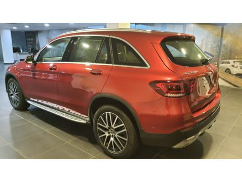 Mercedes Benz GLC 220 d 4MATIC (2019) in Pathanamthitta